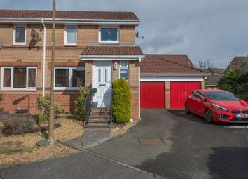 Thumbnail 3 bed semi-detached house for sale in Cornfield Place, Eliburn, Livingston