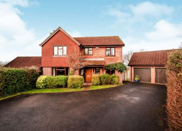 Thumbnail 4 bedroom detached house for sale in Studland Park, Westbury