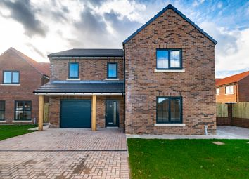 Thumbnail 4 bed detached house for sale in Priory Meadows, Kirby Hill, Boroughbridge, York