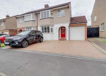 Trafalgar Avenue, Broxbourne EN10. 3 bed semi-detached house