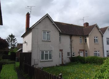 Thumbnail 3 bed semi-detached house to rent in Wellingborough Road, Broughton, Broughton