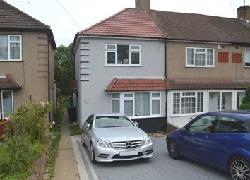 Thumbnail 3 bed property to rent in Ashen Drive, Crayford, Dartford