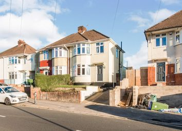 Thumbnail 3 bedroom semi-detached house for sale in Kathleen Road, Southampton