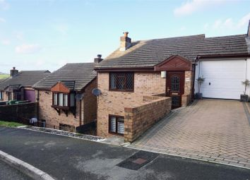 Thumbnail 4 bed link-detached house for sale in Greenwood Park Road, Plympton, Plymouth