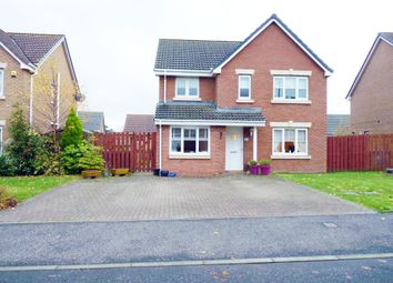 Thumbnail 4 bed detached house for sale in Cornfoot Crescent, Gamekeepers Wynd, East Kilbride, 3Zb