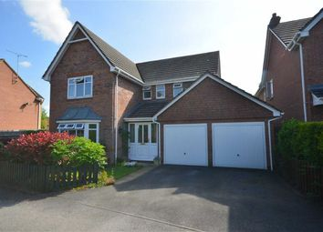 Thumbnail 4 bed detached house for sale in Little Field, Abbeymead, Gloucester
