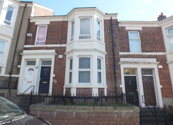 Thumbnail 2 bedroom flat for sale in Atkinson Road, Newcastle Upon Tyne