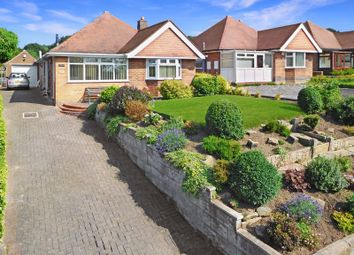 Thumbnail 3 bed detached bungalow for sale in Heathcote Road, Bignall End, Stoke-On-Trent