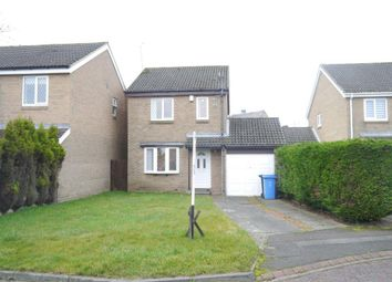 Thumbnail 3 bed detached house for sale in Refurbished - Great Location Ryehaugh, Ponteland, Newcastle Upon Tyne