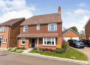 Thumbnail 4 bed detached house for sale in Juziers Drive, East Hoathly, Lewes, East Sussex