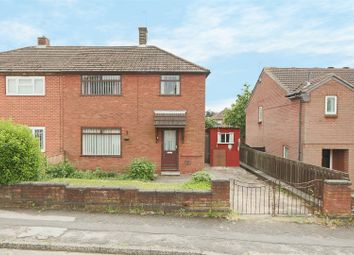 Thumbnail 3 bedroom semi-detached house for sale in Goodwood Avenue, Arnold, Nottingham