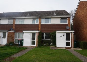 Thumbnail 3 bed end terrace house to rent in Meadowcroft Close, Crawley