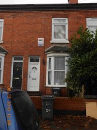 2 bed terraced house for sale in Madeley Road, Birmingham B11