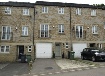 Thumbnail 4 bed town house for sale in Brook Meadows, Denby Dale, Huddersfield
