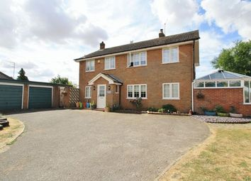 Thumbnail 5 bed detached house for sale in Caps Lane, Cholsey, Wallingford