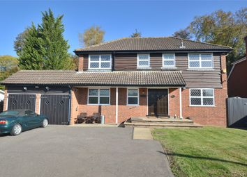 Thumbnail 4 bed detached house for sale in Old London Road, Badgers Mount, Sevenoaks, Kent
