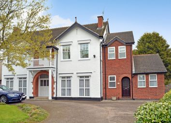 Thumbnail 2 bed flat for sale in White House Court, Hawthorne Drive, Evington, Leicester