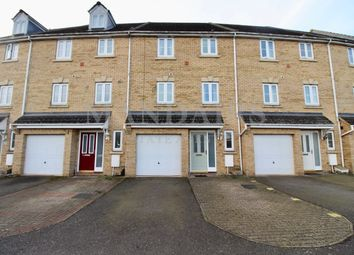 Thumbnail 5 bed terraced house to rent in Boleyn Avenue, Sugar Way, Peterborough