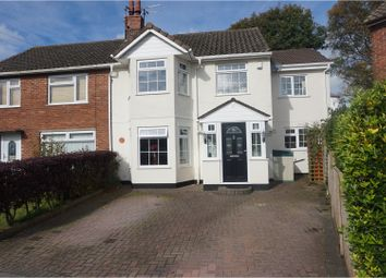 Thumbnail 3 bed semi-detached house for sale in Stockley Crescent, Ormskirk