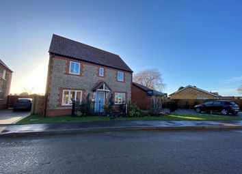 Thumbnail 4 bed detached house for sale in Brick Kiln Road, Wensum Grange, Fakenham