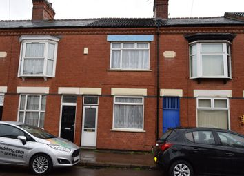 Thumbnail 3 bedroom terraced house for sale in Bushby Road, Humberstone, Leicester