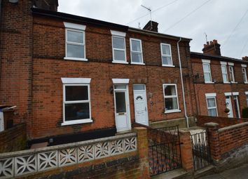 Thumbnail 3 bed terraced house to rent in Philip Road, Ipswich