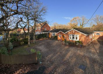 Thumbnail 3 bed detached bungalow for sale in Molehill Road, Chestfield, Whitstable