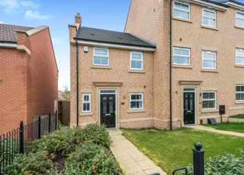 Thumbnail 3 bed end terrace house for sale in Novale Way, Wakefield