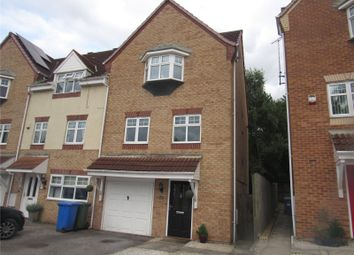 Thumbnail 3 bed end terrace house for sale in Cobblestone Drive, Mansfield, Nottinghamshire