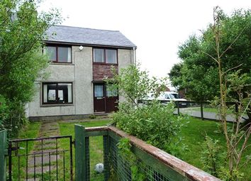 Thumbnail 3 bedroom end terrace house for sale in Barvas, Isle Of Lewis