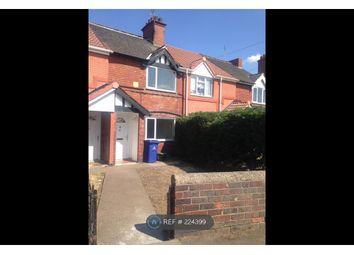 Thumbnail 3 bed terraced house to rent in King Avenue, New Rossington, Doncaster