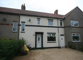 Thumbnail 3 bed terraced house for sale in Cobby Castle Lane, Bishopton, Stockton-On-Tees