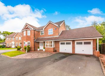 Thumbnail 4 bed detached house for sale in Hampstead Gardens, Hartlepool