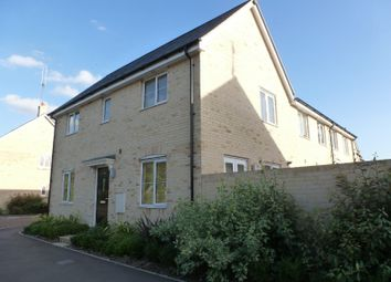 Thumbnail 3 bed end terrace house to rent in Fulbourn Road, Cherry Hinton, Cambridge