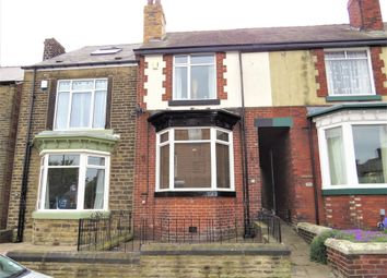 Thumbnail 3 bed terraced house for sale in Overton Road, Hillsborough, Sheffield