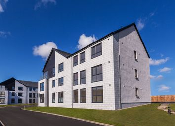 "Thumbnail 2 bedroom flat for sale in ""Block 1"" at Mugiemoss Road, Bucksburn, Aberdeen"