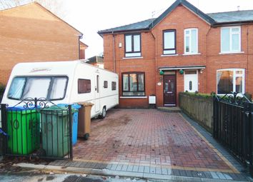 Thumbnail 2 bed terraced house for sale in Firgrove Avenue, Rochdale