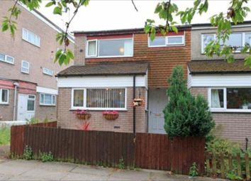 Thumbnail 3 bed terraced house for sale in Willowfield, Woodside Telford