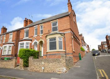Thumbnail 5 bed semi-detached house to rent in Leslie Road, Forest Fields, Nottingham