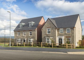 "Thumbnail 5 bed detached house for sale in ""Emerson"" at Walnut Close, Keynsham, Bristol"