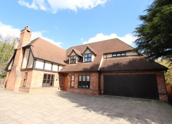 Thumbnail 4 bed detached house for sale in Meesons Lane, Grays