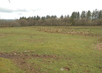 Thumbnail Commercial property for sale in Land At Pantycerdin, Creuddyn Bridge, Lampeter