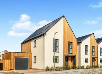 Thumbnail 4 bed detached house for sale in Elmsbrook, Bicester, Bicester