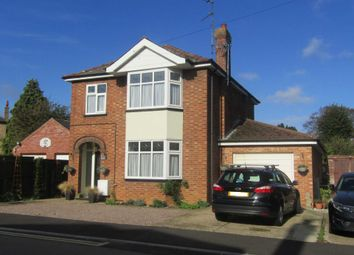 Thumbnail 3 bed detached house for sale in Newlands Avenue, March