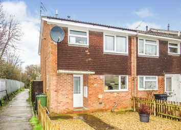 3 bed end terrace house for sale in Hawthorn Way, Thetford IP24