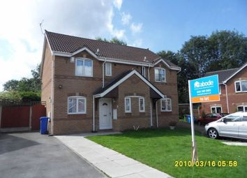 Thumbnail 3 bed semi-detached house to rent in Manor Fell, Palacefields, Runcorn