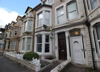 Thumbnail 1 bed flat to rent in Alexandra Road, Heysham, Morecambe