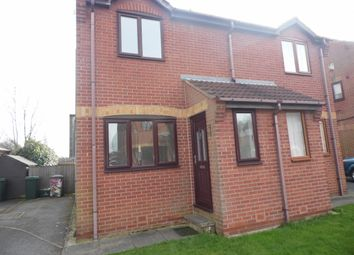 Thumbnail 2 bed semi-detached house to rent in Millside Court, Bentley, Doncaster
