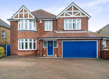 Thumbnail 5 bed detached house for sale in Horsham Lane, Upchurch, Sittingbourne