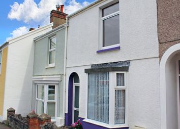 Thumbnail 2 bed terraced house for sale in Woodville Road, Mumbles, Swansea